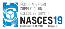 Learn more about the NASCES North American Supply Chain Executive Summit 2019
